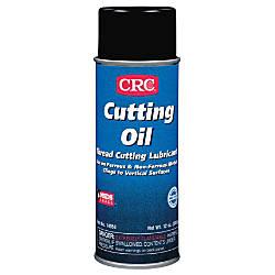 CRC Cutting Oil 16 Oz Aerosol