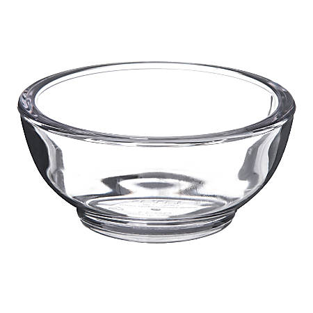 Carlisle Soufflé Cups, 2.5 Oz, Clear, Pack Of 144