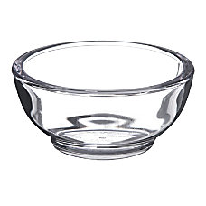 Carlisle Souffl Cups 25 Oz Clear
