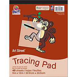 Pacon Art Street Drawing Paper Pads