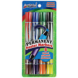 ArtSkills Double Sided Permanent Markers Assorted