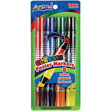 ArtSkills Double Sided Markers Assorted Colors