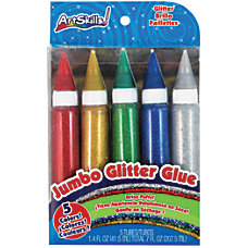 ArtSkills Glitter Glue Assorted Pack Of