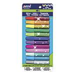 ArtSkills® Glitter Glue, Assorted, Pack Of 12