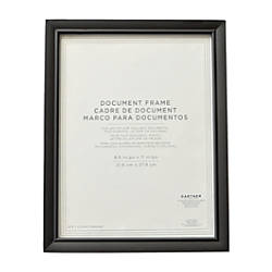 Gartner Studios Document Frame 8 12
