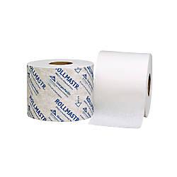 RollMastr 2 Ply Bath Tissue White