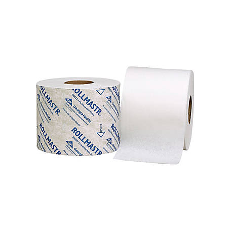 RollMastr® 2-Ply Bath Tissue, White, 770 Sheets Per Roll, Pack Of 48 Rolls