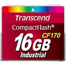 Transcend CF170 16 GB CompactFlash