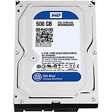 WD Blue WD5000AAKX 500 GB Hard