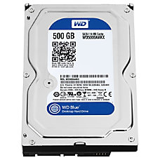WD IMSourcing NOB Blue WD5000AAKX 500