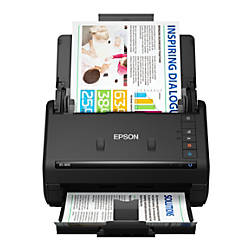 Epson Workforce Color Duplex Document Scanner Es 400 Office Depot