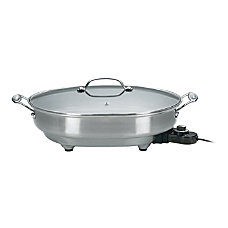 Cuisinart 12 x 15 Electric Skillet