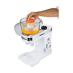 Cuisinart® Stand Mixer Citrus Juicer Attachment, Clear