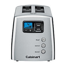 Cuisinart 2 Slice Extra Wide Slot