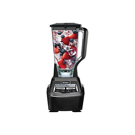 Ninja® Mega Kitchen® System Blender/Food Processor, Black Item # 1532980
