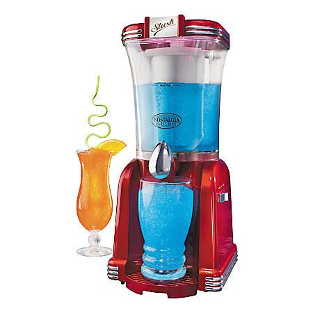 Nostalgia Electrics™ Retro Series™ Vertical Slush Machine, Red
