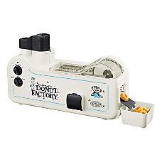 Nostalgia Electrics Mini Automatic Donut Factory
