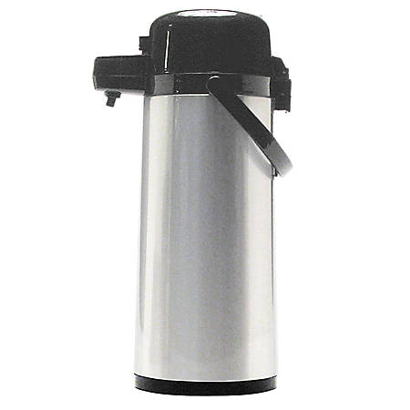 CoffeePro 2.2-Liter Stainless Steel Airpot