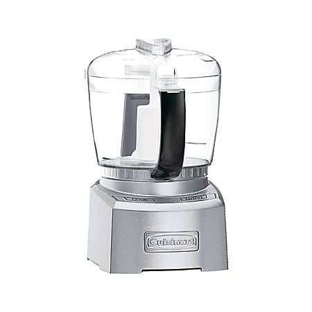 Cuisinart Elite Collection™ 4-Cup Chopper/Grinder, Silver