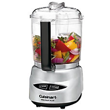Cuisinart Mini Prep DLC 4CHB Food
