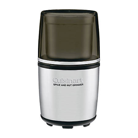Cuisinart® Spice and Nut Grinder, Silver