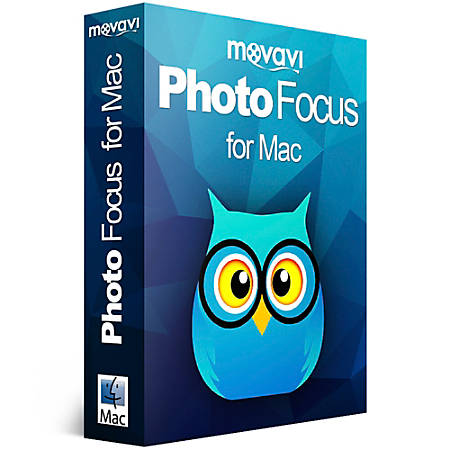 Movavi Photo Focus for Mac Personal Edition, Download Version