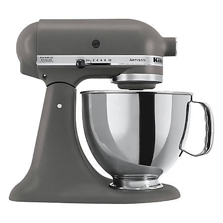 KitchenAid® Artisan® Series 5 qt Tilt-Head Stand Mixer, Imperial Grey