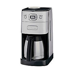 Cuisinart Grind Brew Thermal 10 Cup Programmable Coffeemaker