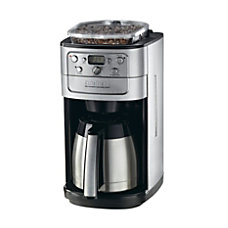 Cuisinart Grind Brew Thermal 12 Cup