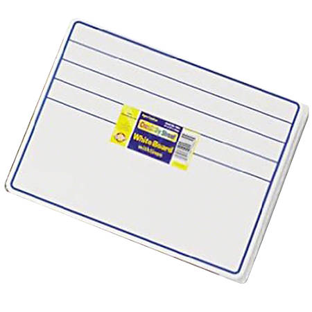 "ChenilleKraft® Student Dry-Erase Boards, 12"" x 9"", Set Of 10"