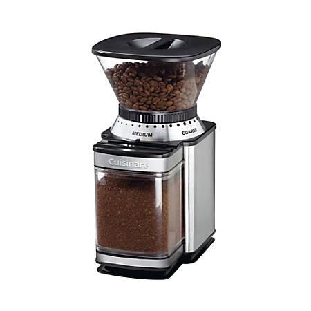Cuisinart® Supreme Grind™ Automatic Burr Mill, Silver