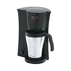 Black Decker Brew n Go Coffeemaker