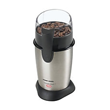 Black Decker Smartgrind Coffee Grinder Silver