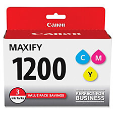 Canon PGI 1200 CMY Original Ink
