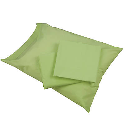 "DMI® Hospital Bed Sheet Set, 6""H x 36""W x 80""D, Mint Green"