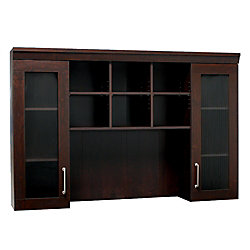 Christopher Lowell Town Collection Credenza Hutch 43 1 2 H X 65 3