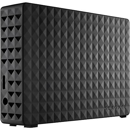 "Seagate 8 TB Desktop Hard Drive - 3.5"" External - USB 3.0"
