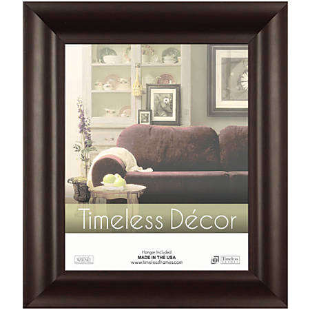 "Timeless Frames® Marren Frame, 11"" x 14"", Espresso"