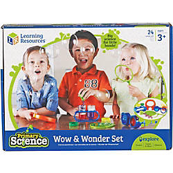 Learning Resources Wow Science Set ThemeSubject