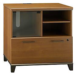 Bush Furniture Achieve Printer Stand File