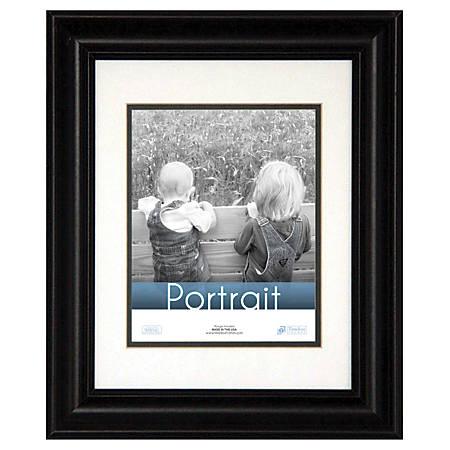 """Timeless Frames® Lauren Frame, Portrait, 16"""" x 20"""", Black"""