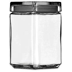Office Settings Glass Jar 1 12