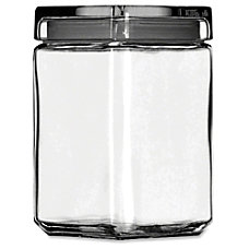 Office Settings Glass Jar 1 12