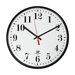CLOCK 12 SLMLN BK MDDSGN