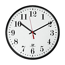 Chicago Lighthouse Slimline Wall Clock 12