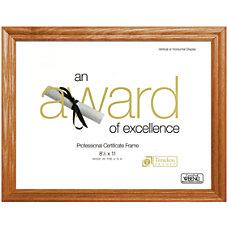 Timeless Frames Rounded Ash Award Frame