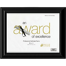 Timeless Frames Addison Award Frame 8