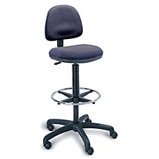 Safco Precision Extended Height Fabric Chair