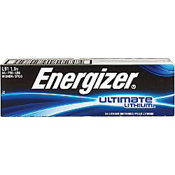 energizer ultimate lithium batteries aa pack of 24 l91 by. Black Bedroom Furniture Sets. Home Design Ideas