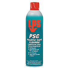 PSC Plastic Safe Cleaners 18 oz